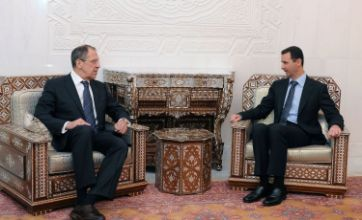 Syrian uprising: Russia says president 'understands responsibility of peace'