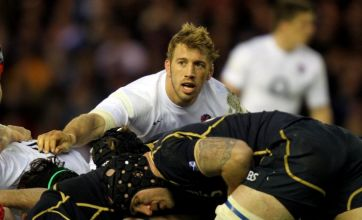Nick Easter: Chris Robshaw should be made England's permanent captain