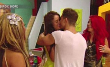 Geordie Shore's Vicky Pattison slams new love interest Ricci Guarnaccio
