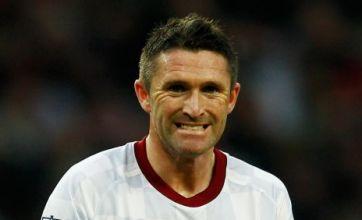 Aston Villa fail in bid to extend Robbie Keane's loan spell