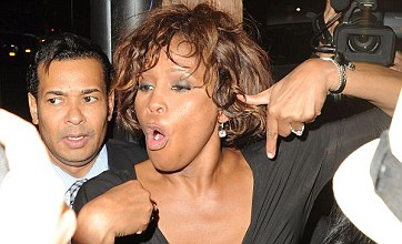 Whitney Houston 'partied hard' before being found dead in hotel bath