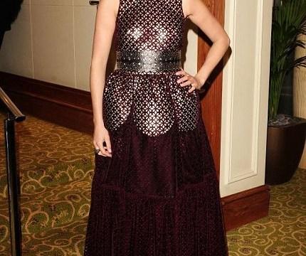 Pictures: BAFTA 2012 fashion