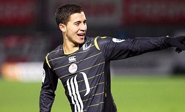 Eden Hazard talks up Tottenham move but encourages Barcelona or Real bid