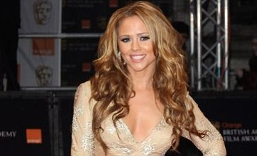 Girls Aloud's Kimberley Walsh:  I love acting but I won't become solo singer