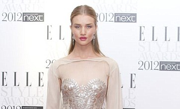 Rosie Huntington-Whiteley at the Elle Style Awards: Dare to wear?