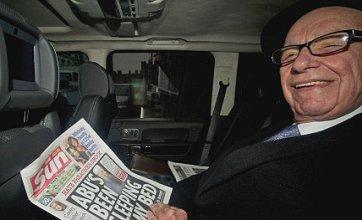 Rupert Murdoch confirms The Sun on Sunday will launch 'very soon'