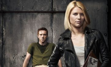 Damian Lewis praises 'whip-smart' Homeland co-star Claire Danes