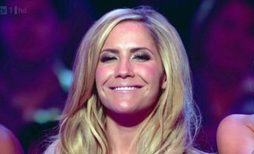 Heidi Range: I'm lucky to have positive experience of Dancing On Ice