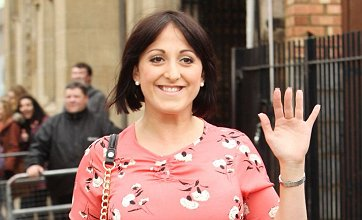 Natalie Cassidy gets back with violent ex Adam Cottrell