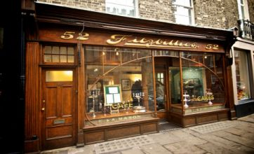 Fitzbillies: Having your cake and eating it