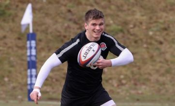 England's Owen Farrell: I won't let nerves affect me against Wales