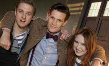Doctor Who guest stars revealed as Matt Smith and Karen Gillan reunited