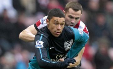 Alex Oxlade-Chamberlain and Jordan Henderson settle for England U21 spots