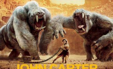 John Carter: Win tickets to the UK premiere in London