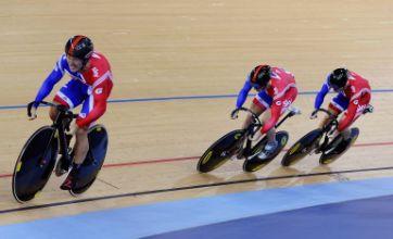 German-born teenager Philip Hindes joins GB men's World Championship sprint team