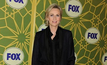 Glee star Jane Lynch: Sue Sylvester is horrible and mean but she's not scary