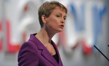 Yvette Cooper attacks government after police numbers 'fall by 5,000'