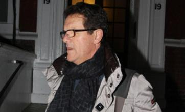 Fabio Capello: I was happy as England boss until John Terry race row
