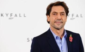 Javier Bardem banned from smoking on Skyfall set over fire risk fears