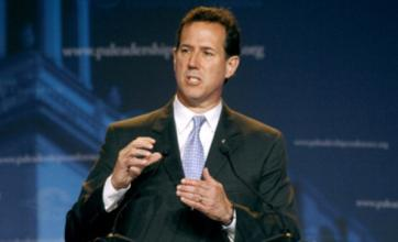 Rick Santorum defeats Mitt Romney in Louisiana primary