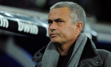 Jose Mourinho rubbishes Manchester City deal talk