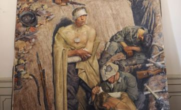 Adolf Hitler's lost paintings identified in the Czech Republic by author
