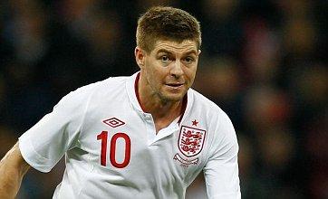 Steven Gerrard should be England captain, claims Dirk Kuyt