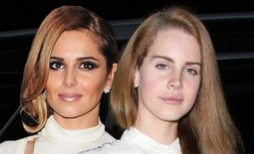 Cheryl Cole set to team up with Lana Del Rey for new album track