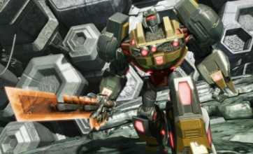 Transformers: Fall Of Cybertron preview – space T-Rex