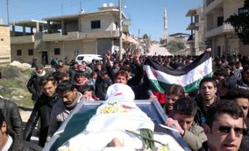 David Cameron: Syria at risk of civil war if Bashar Assad remains in power