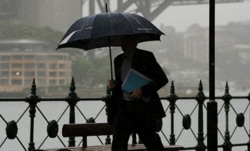 More heavy showers forecast to hit Britain as temperatures plummet