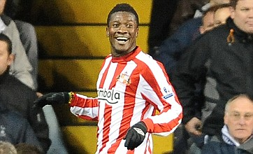 Sunderland receive offer from Qatari side for striker Asamoah Gyan