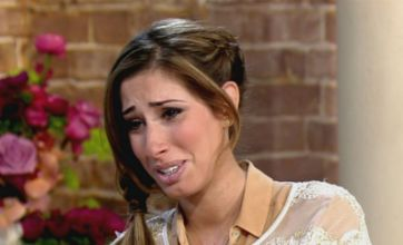 Stacey Solomon: I'm really ashamed of pregnancy smoking, I want to quit