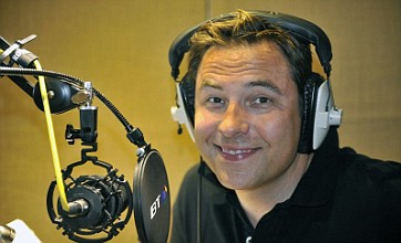 David Walliams to voice BT's Speaking Clock for charity