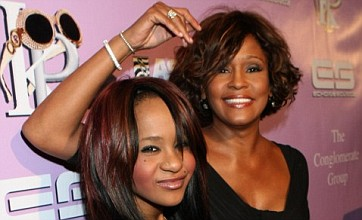Whitney Houston leaves everything to daughter Bobbi Kristina in will