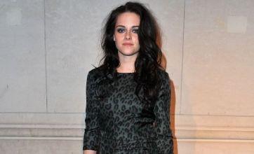 Kristen Stewart shows off her legs at Marc Jacobs' Louis Vuitton party