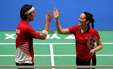 British badminton Olympic rivals on course for championship showdown