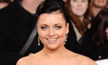 EastEnders' Shona McGarty 'thrown out of Asda for sexy yoghurt display'