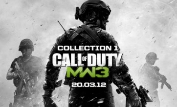 Modern Warfare 3 Content Collection 1 preview – Black Box and Negotiator