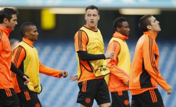 John Terry: Chelsea player power claims are simply 'nonsense'