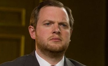 Miles Jupp: Watching Frasier is like being with like-minded people