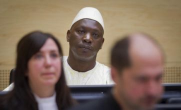 Thomas Lubanga first warlord to be found guilty of recruiting child soldiers