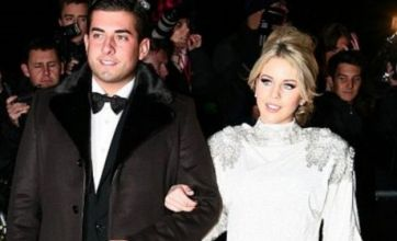 James 'Arg' Argent and Lydia Bright 'wish TOWIE hadn't happened'
