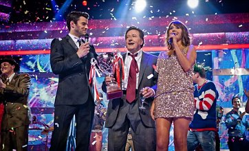 Rowland Rivron reveals shock at Let's Dance win as final seen by 6million viewers