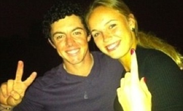 Rory McIlroy laughs off losing world no.1 spot to Luke Donald