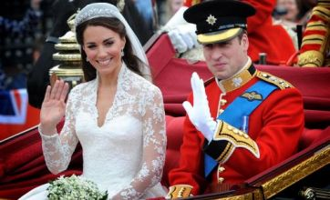 Prince William and Kate to relive wedding day in Diamond Jubilee procession