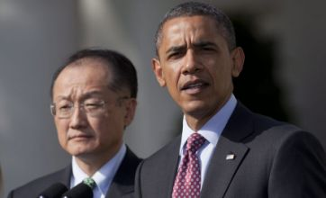 Jim Yong Kim put forward as World Bank chief by Barack Obama