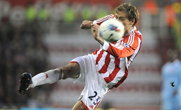 Peter Crouch plotting England recall for Euros after Stoke wonder strike