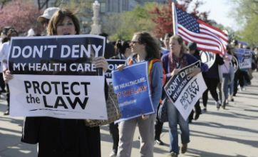 Supreme Court begins review of Barack Obama's healthcare reform