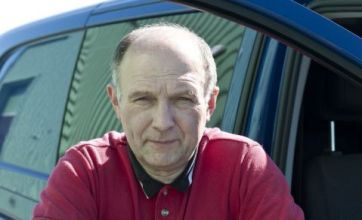 'Despicable' car clamper targeted ill van driver as he waited for ambulance